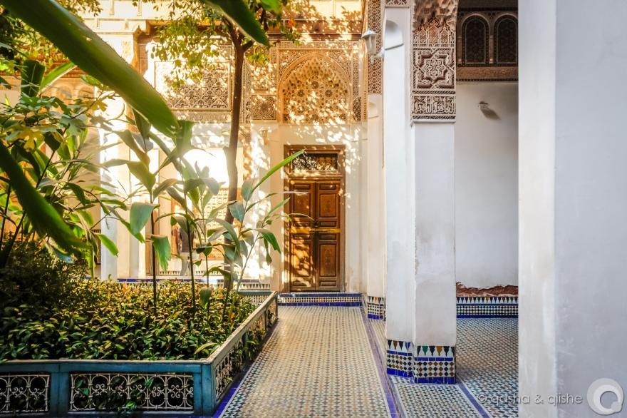 courtyard secret