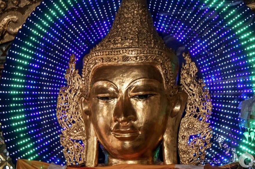 buddha face I