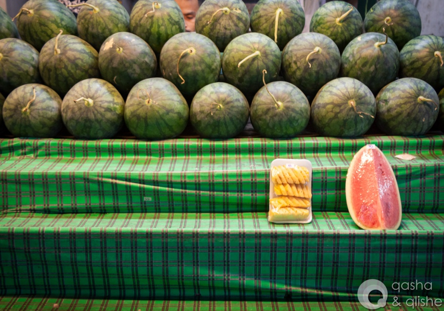 any watermelon?